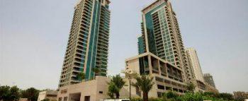 Golf Towers Building, Dubai